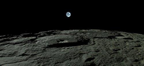 فضاییها زمین را چگونه میبینند؟