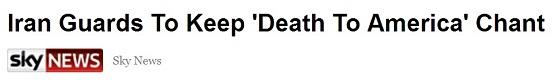 داغ شدن بحث شعار «مرگ بر آمریکا» در آستانه روز 13 آبان