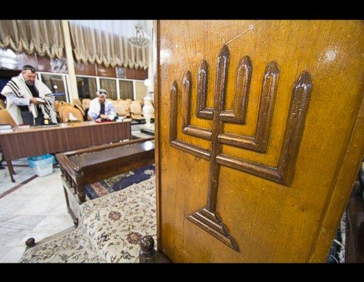 کنیسه یهودیان در تهران از نگاه رسانه آمریکایی