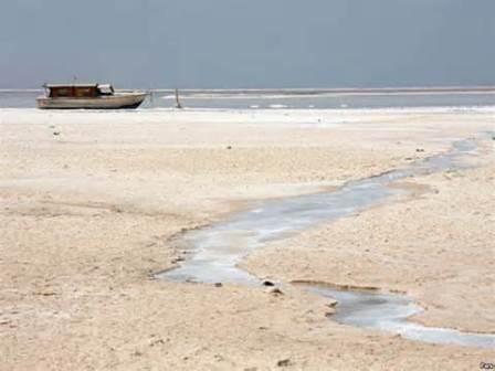 دریاچه ارومیه مرده است!