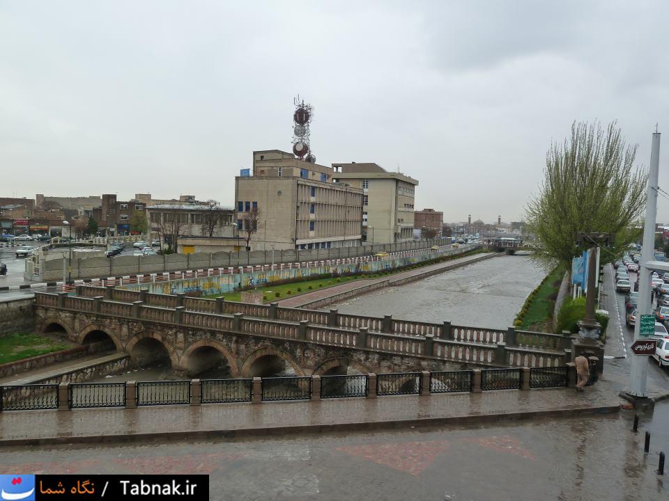 نگاه شما: پل تاریخی قاری تبریز - تابناک | TABNAK