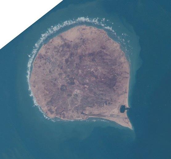 ضرورت اطلاعرسانی درباره جزیره «آریایی»، جزیره اشغال شده توسط  امارات