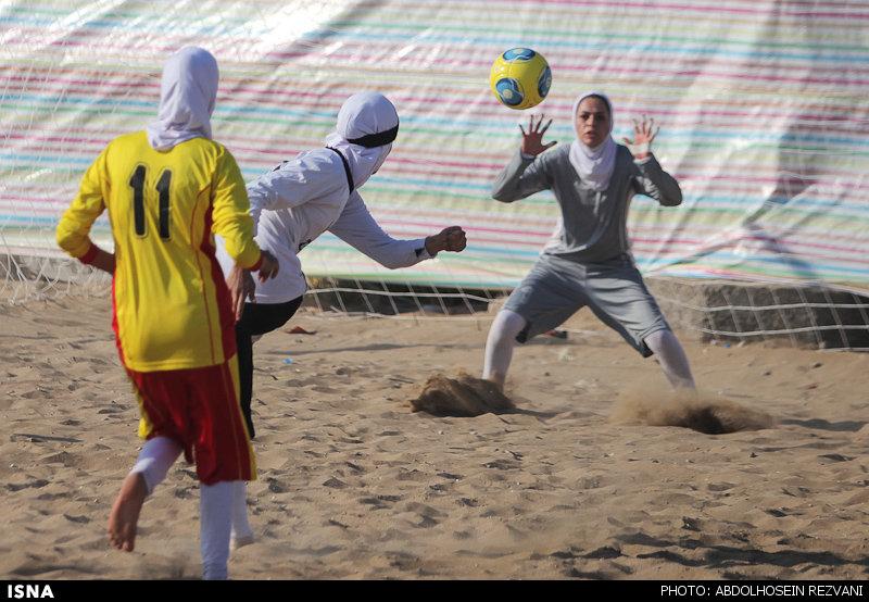 فوتبال ساحلی زنان