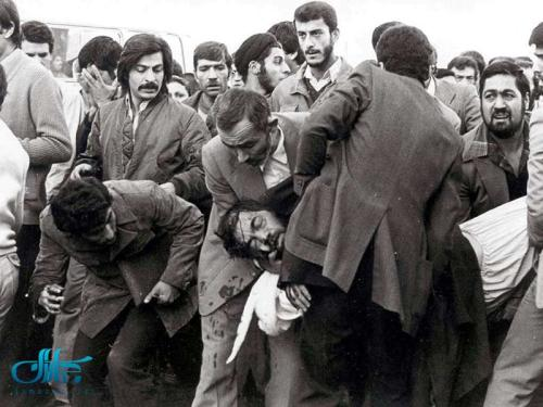 لحظه ترور شهید مفتح
