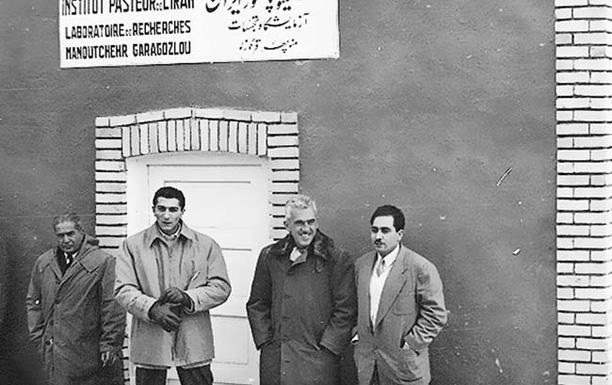 پروفسور بالتازار سر از یک روستای ایرانی درآورد