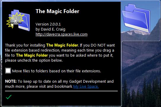 دسکتاپ خود را با Magic Folder پاکیزه نگه دارید!