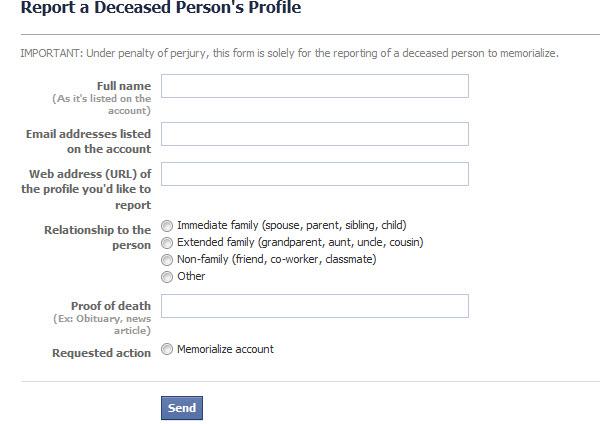 چه اتفاقی برای سر حسابهای کاربری شما بعد از مرگ خواهد افتاد؟