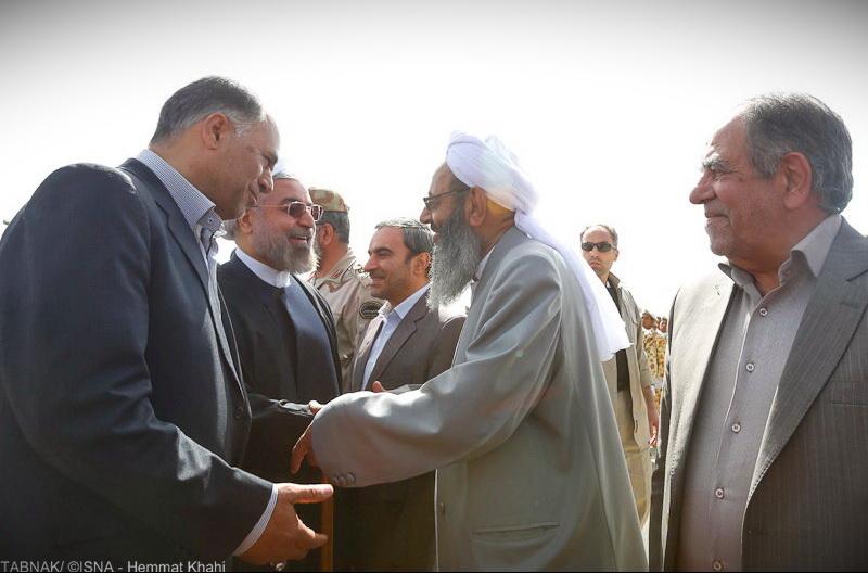 مولوی عبدالحمید و دکتر روحانی