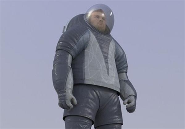 پردهبرداری از جدیدترین لباس فضانوردان