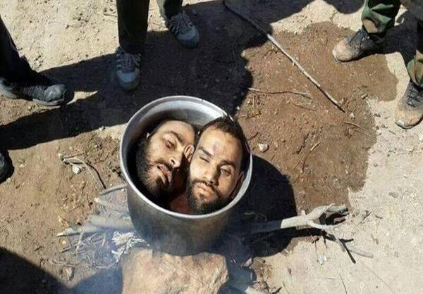 جنایت جدید تکفیریها در سوریه (16+)