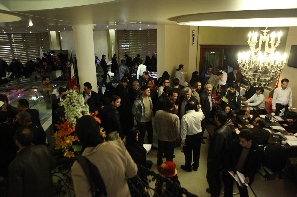 نخستین تصاویر از شوک پدیدهای مشهدیها