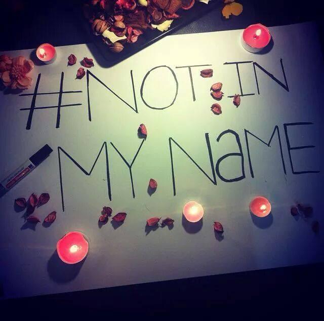 «نه به نام من»، جنبش اعتراضی جوانان مسلمان اروپا