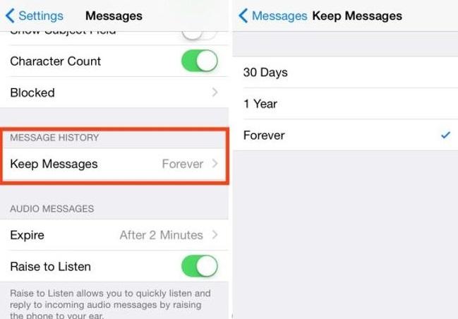 چند نکته و راه کار ساده برای آزاد کردن حافظه بر روی iPhone