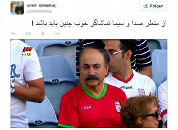 خلاء سلیقه در سانسور مسابقات فوتبال!