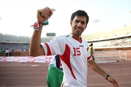 پژمان منتظری غائب بزرگ ایران در جام ملتها