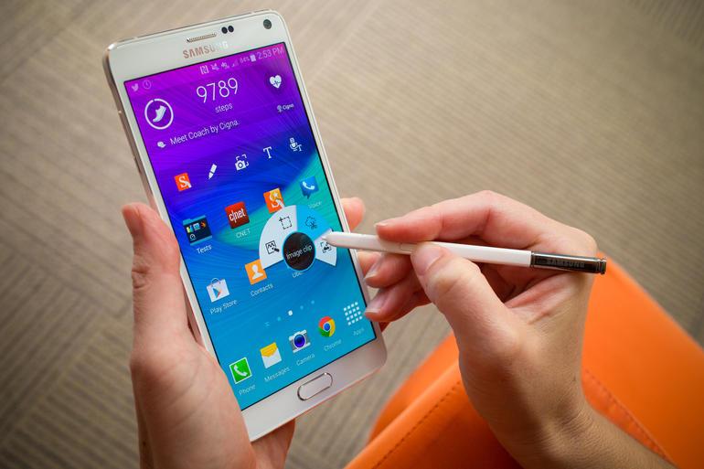 ده اشکال اساسی در طراحی و عملکرد سامسونگ Galaxy Note 4