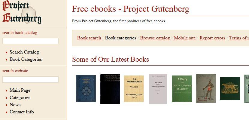 هزاران جلد کتاب انگلیسی را رایگان دانلود کنید