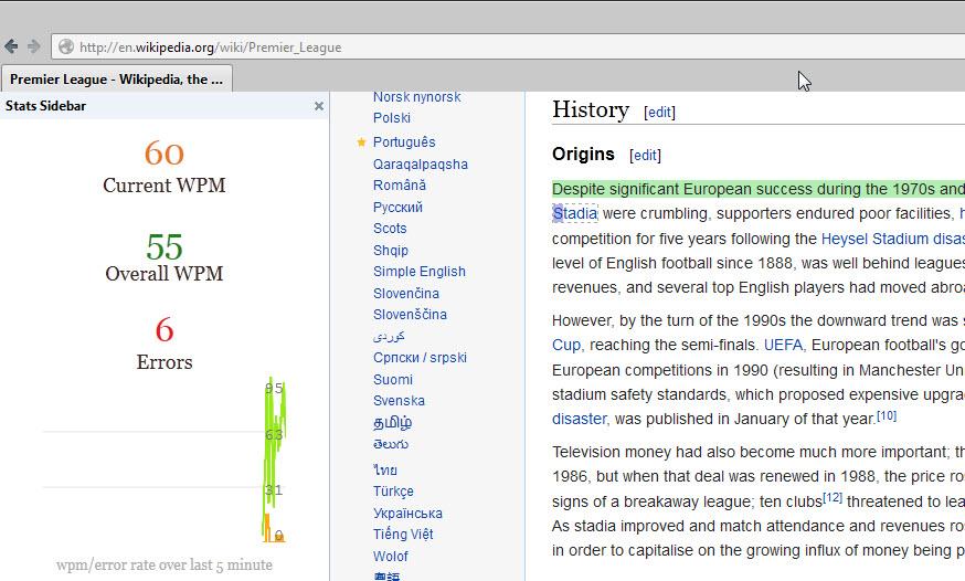 بهبود تایپ فارسی و انگلیسی با افزونه کاربردی فایرفاکس