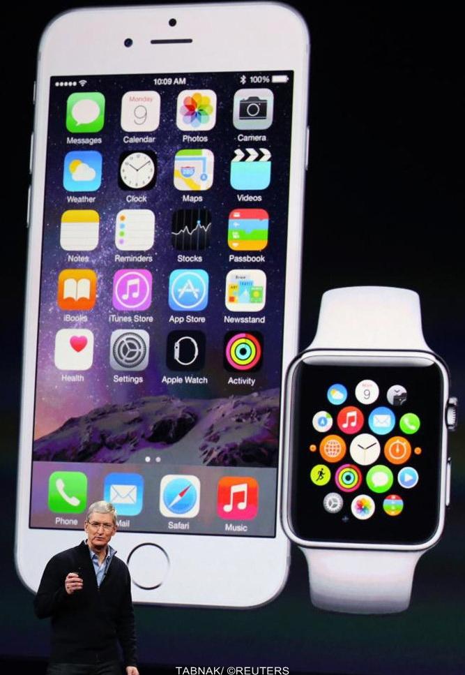 نگاهی به ساعت شگفت انگیز اپل
