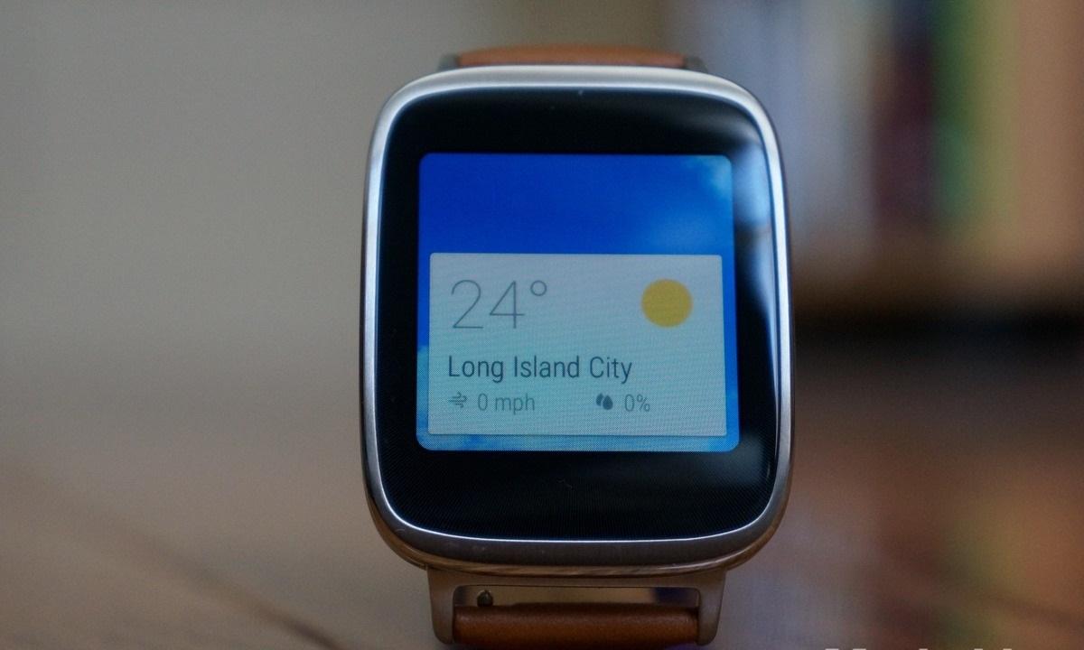 ایسوس زیباترین ساعت های هوشمند را ارائه میکند