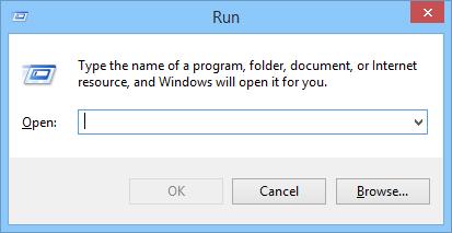 فرامین Run که هر کاربر ویندوز باید بداند