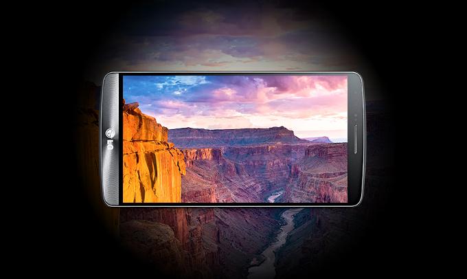 مقایسه ای از ال جی G4 با سامسونگ Galaxy S6