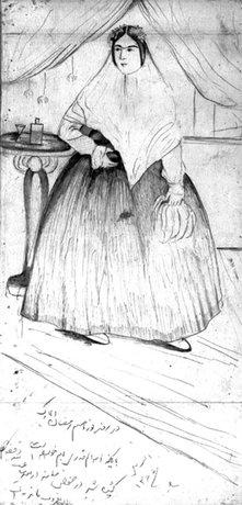 هنرمندیهای ناصرالدین شاه قاجار