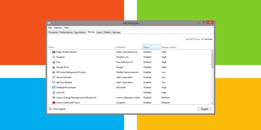 استفاده از Task Manager برای شناسایی بدافزارها و ویروسها
