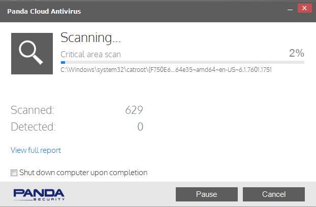 نگاهی به نسخه جدید آنتی ویروس رایگان Panda Cloud