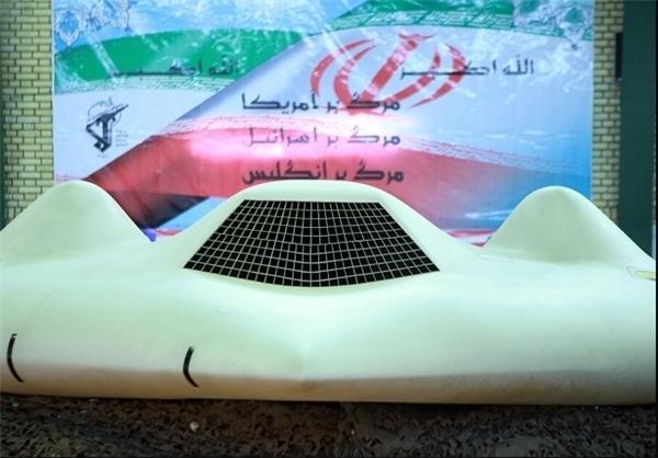 RQ170 ایرانی به پرواز درآمد