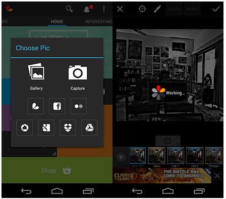 چهار App جامع برای ساخت استودیوی عکاسی شخصی