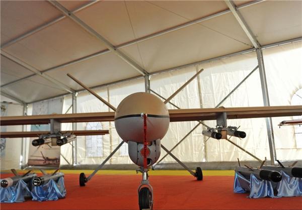 سقف پرواز پهپاد «شاهد ۱۲۹» تا ۶۰هزار پا