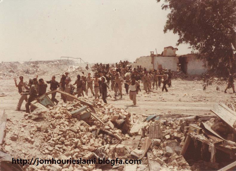 نتیجه تصویری برای آزادسازی خرمشهر + تابناک