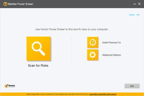 با نرم افزار امنیتی Norton Power Eraser آشنا شوید