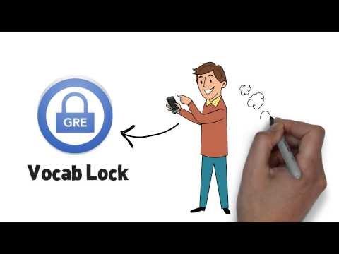 دایره لغات انگلیسی خود را با GRE Vocab Lock گسترش دهید
