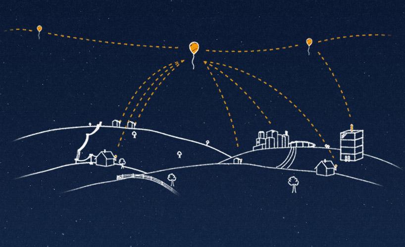 گوگل با 180 ماهواره اینترنت را در سراسر جهان پخش میکند