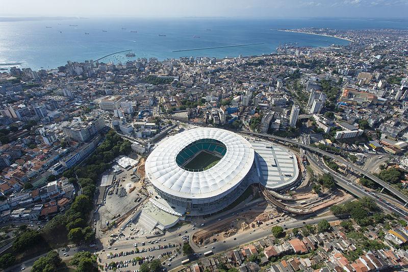 12 ورزشگاهی که میزبان رقابتهای زیبای جامجهانی است