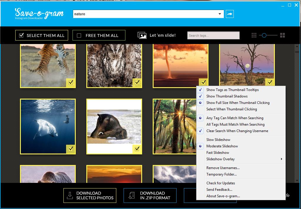 ابزاری برای دانلود و ذخیره عکس و فیلم از اینستاگرام