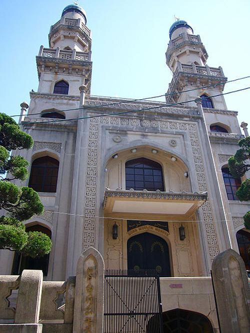 مسجدی که بمب اتم آن را ویران نکرد!