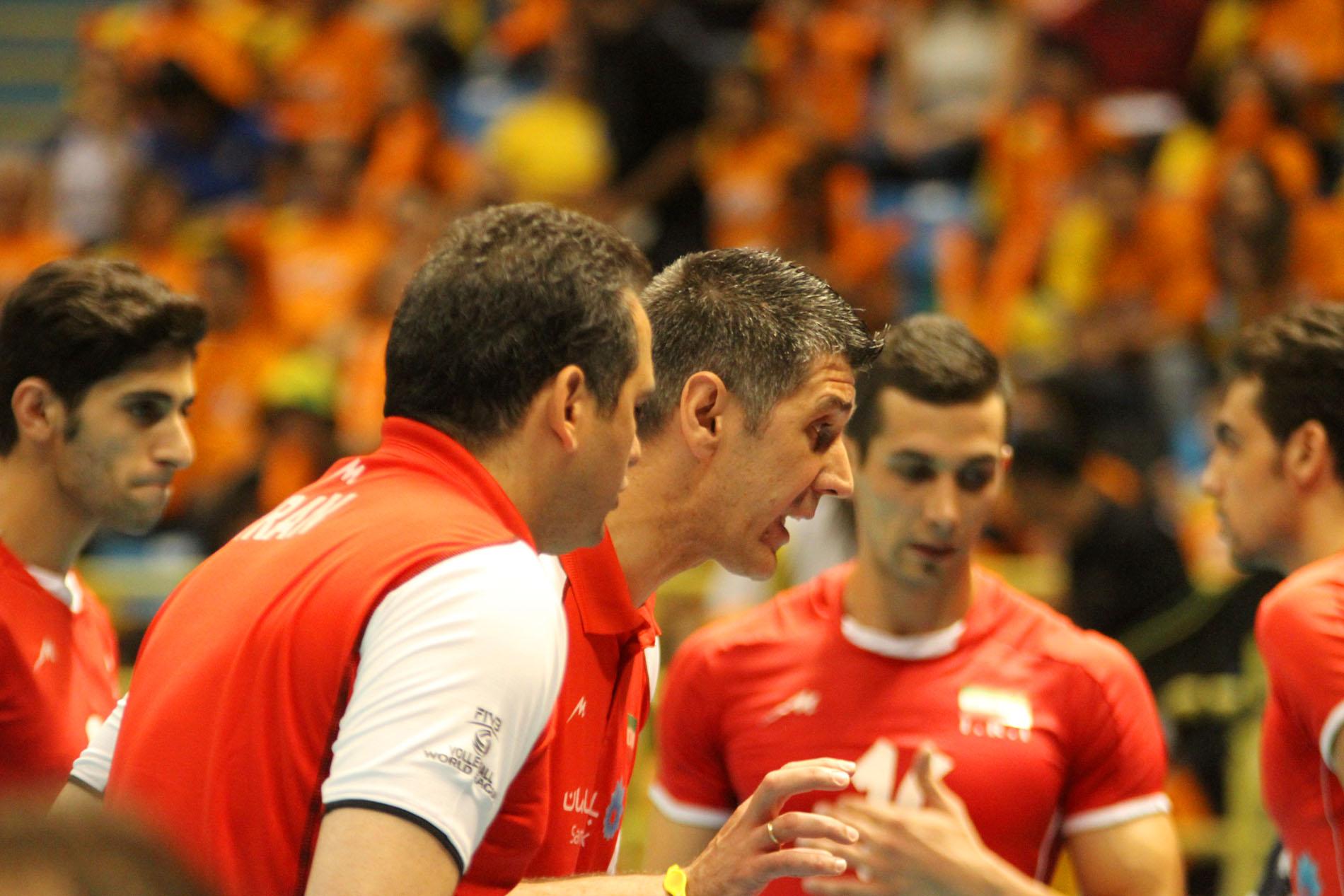پخش مستقیم والیبال؛ دومین رویارویی ایران و برزیل