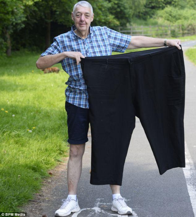 کاهش ۹۰ کیلویی وزن با دو روش سالم