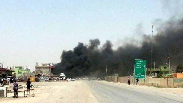 بیانیه آیات عظام سیستانی و صافی  درباره حوادث عراق