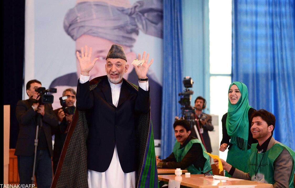 Image result for انتخابات افغانستان + تابناک