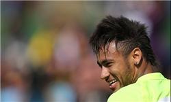 ستاره برزیل تغییر چهره داد