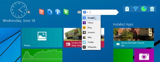 چگونه ویجت های زیبا و کاربردی را به Start Screen اضافه کنیم؟