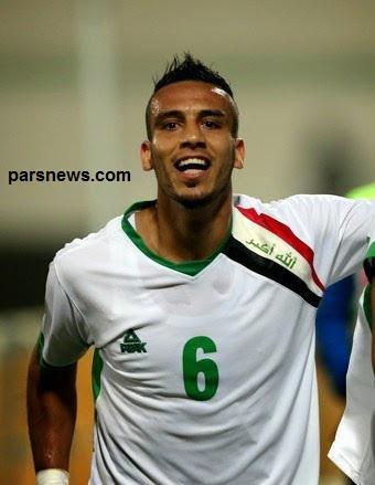 این فوتبالیست ضد تروریسم