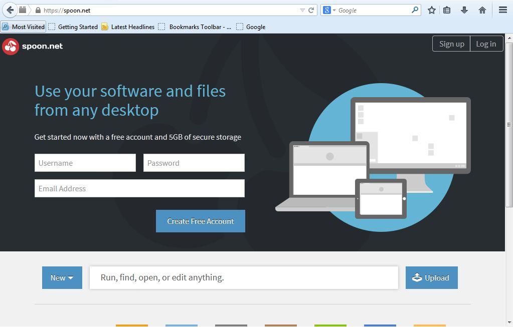 بدون آنکه نرم افزارها را نصب کنید، آنها را اجرا کنید!