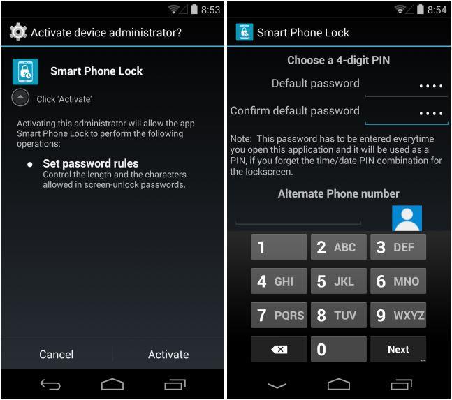 تغییر خودکار گذرواژه گوشی در طول شبانه روز! (اندروید)