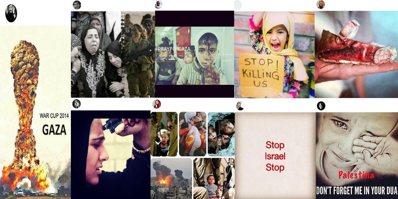 هنرمندان ایران یک صدا مقابل کودک کشی در غزه