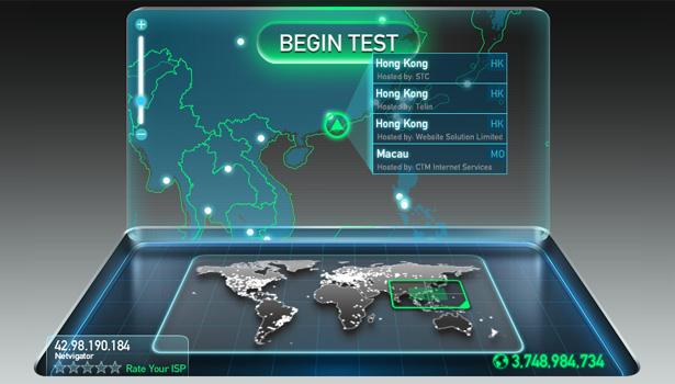 سرعت اینترنت خود را به شکلی دقیق محاسبه و مشاهده کنید